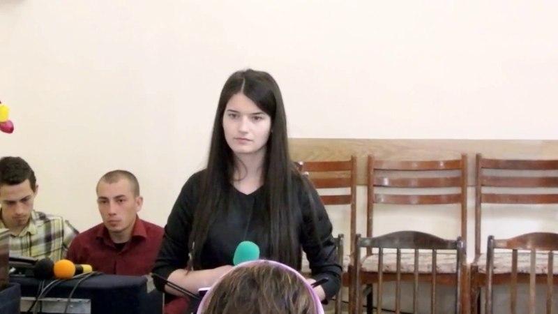 Герега Диана Молдова песня Причитание 20 05 2018г