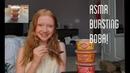 ASMR~ Eating BURSTING BOBA | Popping Sounds