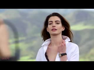 Anne hathaway - behind the scenes - cover star shape june 2019 hd 1080p nude? hot!