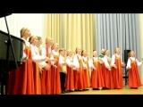 КАЛИНИНСКИЙ КАСКАД. Смотр-конкурс любительских вокально-хоровых коллективов