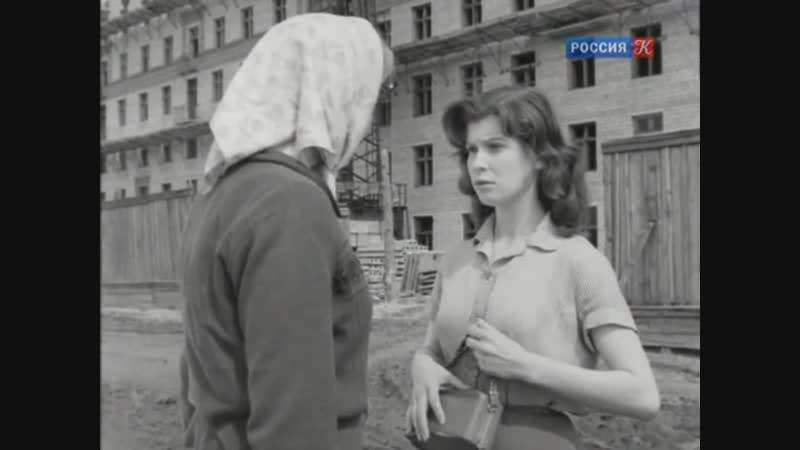 Аннушка 1959 драма реж Борис Барнет