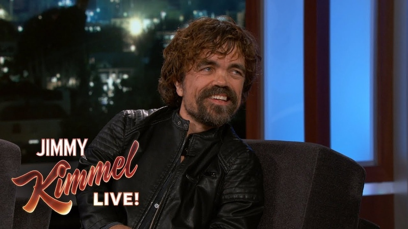 Peter Dinklage on Game of Thrones Fans Emmy Win