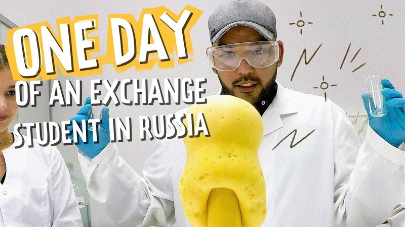 My life in Russia What it feels to be an exchange student in Russia's Siberia