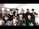 [180224] Seventeen (세븐틴) @ Abema TV Official Periscope