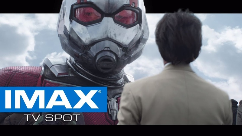 Ant-Man and the Wasp IMAX® Exclusive TV Spot
