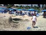 пляж отеля Cavo Maris