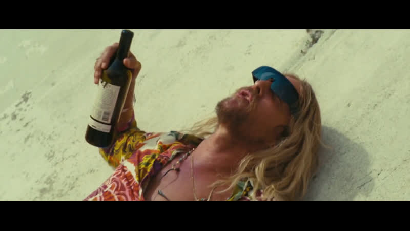 The beach bum Шарль Бодлер