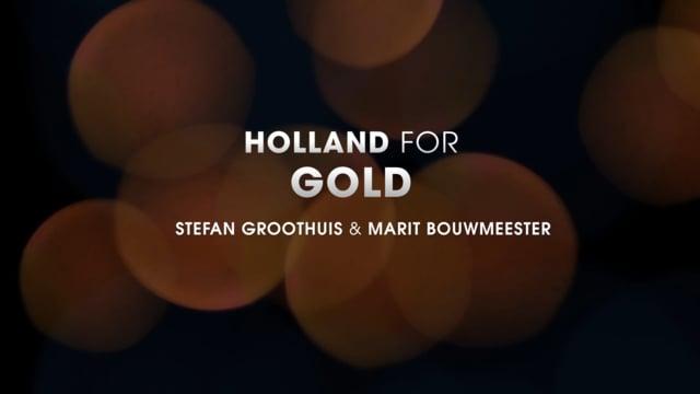 Holland Gaat Voor Goud Ep 3 Stefan Groothuis Marit Bouwmeester