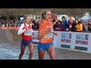 Senior Women's Race at European XC Championships 2018