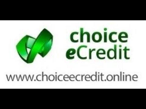 СУПЕР ЗАРАБОТОК!! личный кабинет Кредитно-биржевой платформы CHOICE E CREDIT!