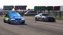 TWIN TURBO Subaru IMPREZA WRX Sti TAKES ON SUPERCARS