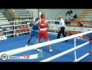 Euro Youth Boxing Championships 2018 Day 1 RING A SESSION 1