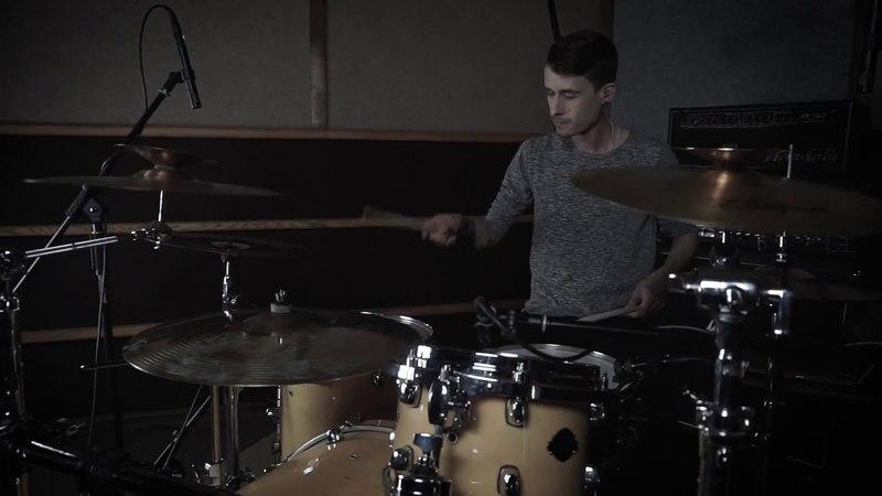 макулатура - нейт диаз (drum cover)