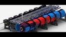 Магнитный двигатель Бердникова - образец