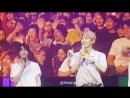 привет маме | Фанмитинг Донхана в Сеуле | 25.08.18