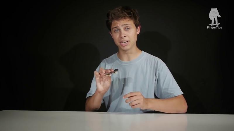 Советы и трюки на фингерборде | ShuvitPop Shuvit | 1 эпизод