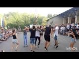 танец вожатых солнечная горка 3 смена 2018 год