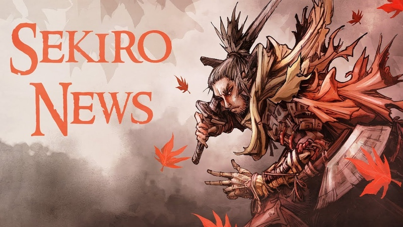 The New Progression System of Sekiro: Shadows Die Twice