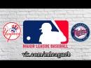 New York Yankees vs Minnesota Twins | 12.09.2018 | AL | MLB 2018 (2/3)