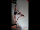 Видео с моего аккаунта в Like Шпагат