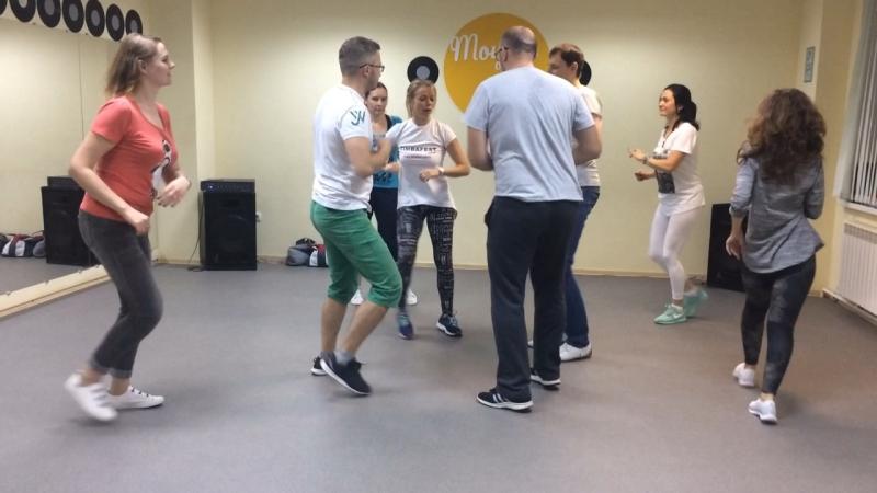 Salsa / Тренировочный процесс / Танцы Белгород