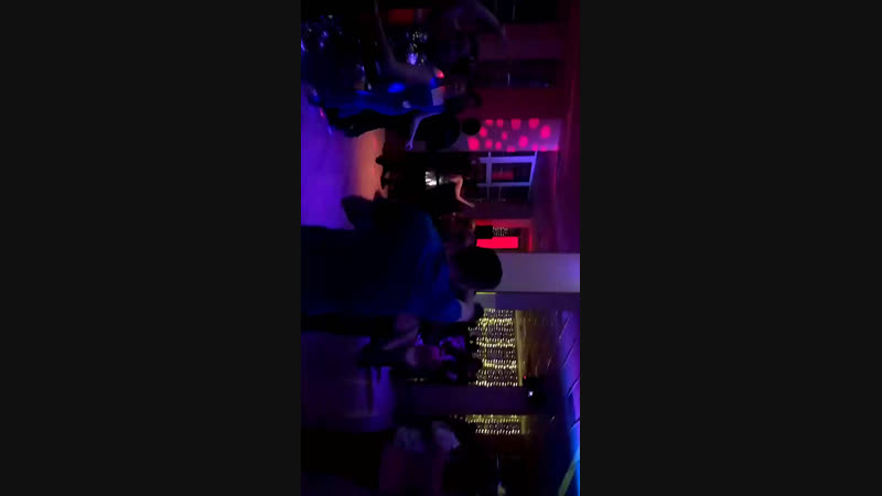 Live: ПРАЙМ-ТАЙМ хастл-дискотека на Арбате
