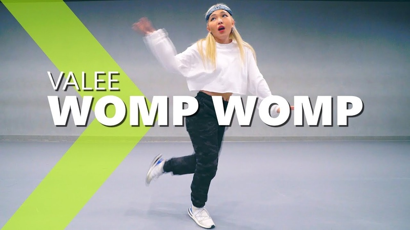 Valee - Womp Womp (ft. Jeremih) LIGI Choreography.