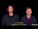 J2 EW Interview2018 Premiere Season14 SPN