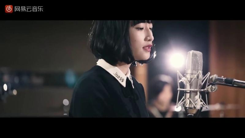 【MV】Hiroyuki Sawano [nZk] - 「Christmas Scene」 ft. Tielle, Mizuki Mpi【LIVE】