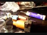 Эксперимент - вакуумный насос