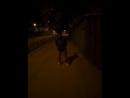 Man sick on the street