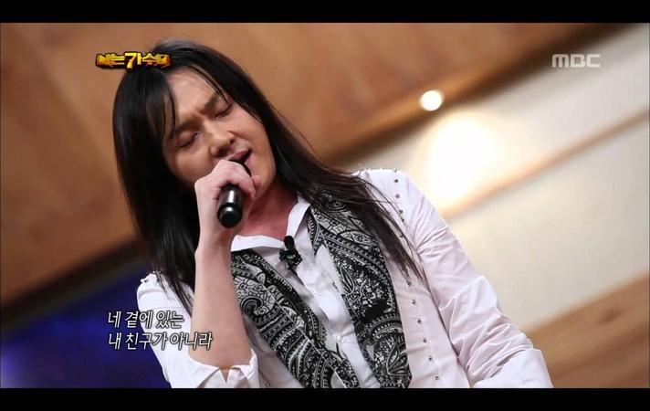 7R(2), 08, Kim Kyung-ho - People who make me sad, 김경호 - 나를 슬프게 하는 사람들, I
