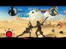 Shadow fight 2 nack version  или как нужно играть в shadow fight.