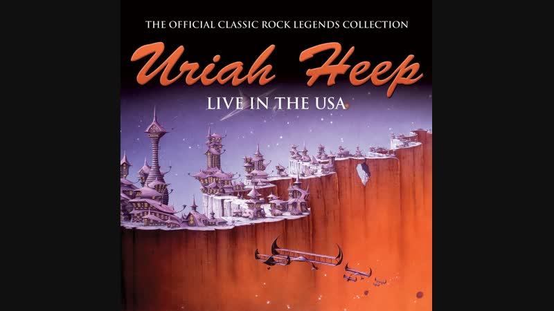 Uriah Heep - 2003 - Live in USA (Full Concert)