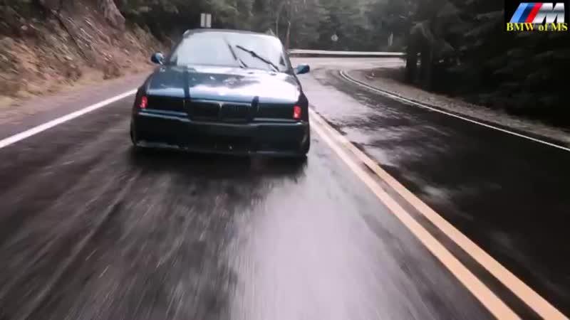 BMW Е36 Волчары.mp4