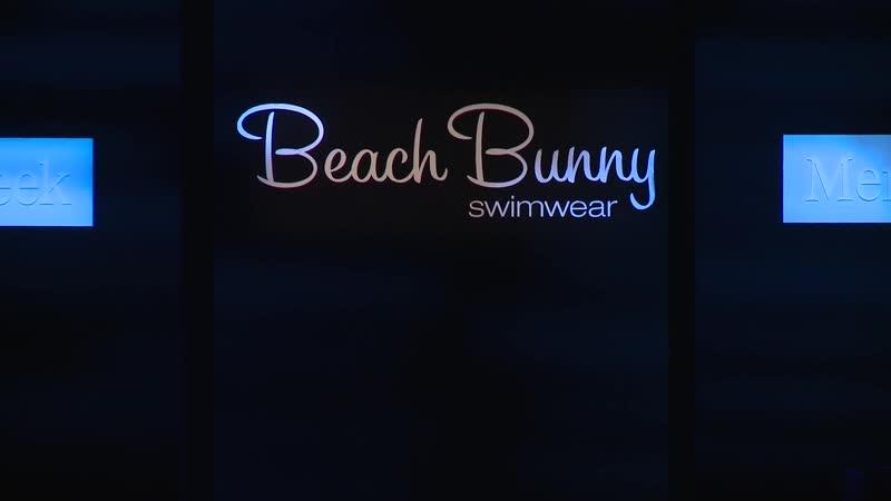Beach Bunny 2012 Swimsuit Runway Fashion Show @Miami Swim FW with Kate Upton