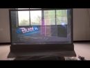 Oled display transparent hologram robotmoda robotmoda