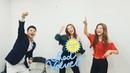 "Red Velvet Official on Instagram: ""[ RedVelvet PowerUp Dance Catch Up] Scene 10, 11 아기상어춤 Baby_Fin_Dance 파도춤 Wavy_Dance 전현무 @junhyunmoo _"