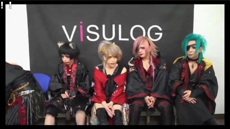 [jrokku] (VS) ViSULOGチャンネル - 放送 the Raid.「原点回帰~なんばHatchへの道~」特番 (2018.05.07)