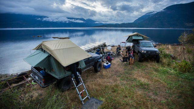 Overland Outfitters on The Sunshine Coast