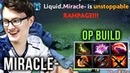 Miracle EPIC Phantom Assassin OP Build Farming Beast with Nullifier 6x Rampage like M GOD Dota2