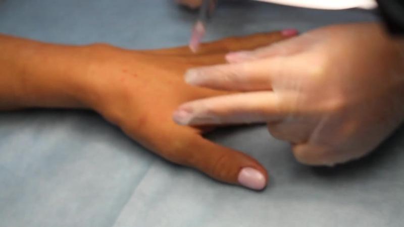 Процедура для кожи кистей рук - новинка