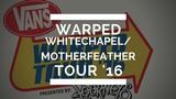 Интервью с Stage Right Secrets совместно с Whitechapel (Vans Warped Tour 2016)