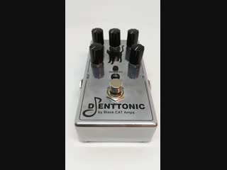 DJENTTONIC by Black CAT Amps