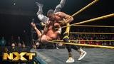 Street Profits vs. The Mighty WWE NXT, Aug. 15, 2018