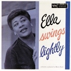 Ella Fitzgerald альбом Ella Swings Lightly