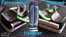 Leatherman MODS 1 Hammer 2 Ferrocerium Rod 3 Diamond Sharpener Plus Fluorescent Lanyard DIY
