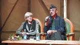 Алиса Фрейндлих и Михаил Боярский творческая встреча на Моховой