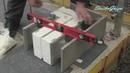 Технология подъема стен из композитных блоков