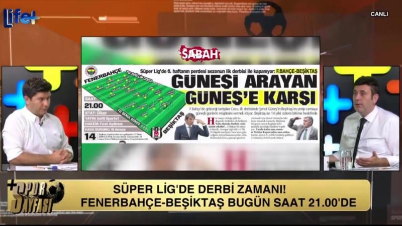 Spor Sayfası 24 Eylül 2018 Tek Parça Galatasaray Fenerbahçe Beşiktaş